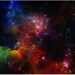 War Game Mat - 36x36 Inch - Nebula 1