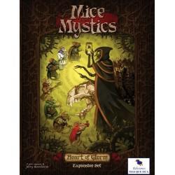 Mice and Mystics: el Corazón de Glorm