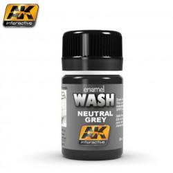 Neutral Grey for White/Black Wash