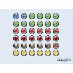 Infinity Tokens Starter 01 New Version N3 (36)