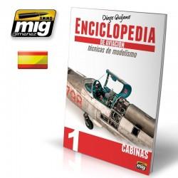Enciclopedia de Modelismo - Técnicas de Aviación 1 - Cabinas