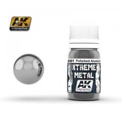 Xtreme Metal Polished Aluminium