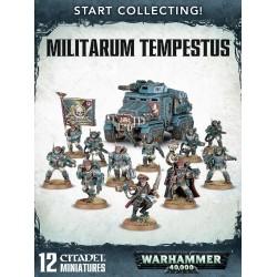 Start Collecting! Militarum Tempestus