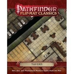 Tavern - Pathfinder Flip-Mat