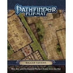 Bigger Tavern - Pathfinder Flip-Mat