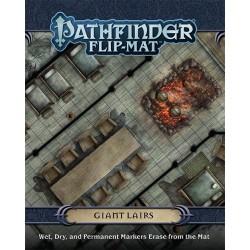 Giant Lairs - Pathfinder Flip-Mat
