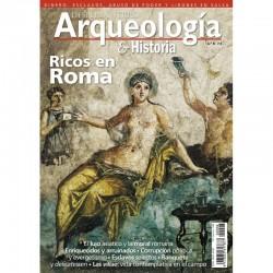 Arqueología e Historia Nº 8: Ricos en Roma