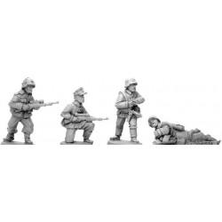 Late War German Snipers