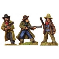 Hired Guns II with Rifles
