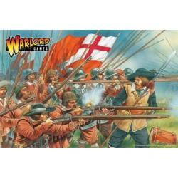 Parliamentarian Infantry