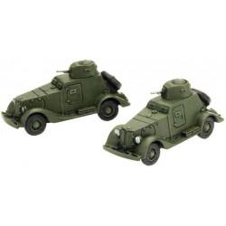 BA-20 Armoured Car (2)