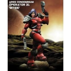 Operator 31 'bitsie'