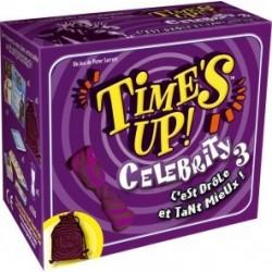 Time's Up - Celebrity 3 Morado