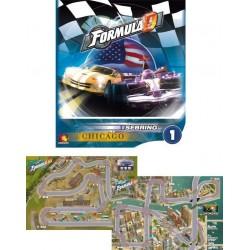 Formula D Expansión 1: Sebring & Chicago