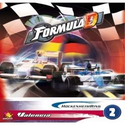 Formula D Expansión 2: Hockenheim & Valencia