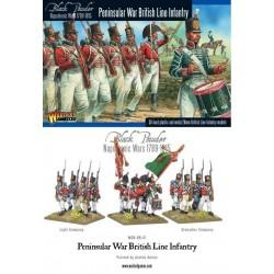 Napoleonic British Line Infantry (Peninsular)