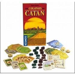 Colonos de Catán 5-6 Jugadores