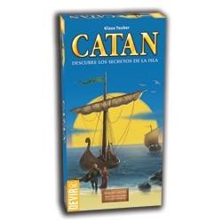Navegantes de Catán 5-6 Jugadores