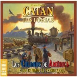 Los Colonos de América, Catán Historias