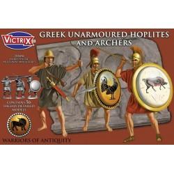 Unarmoured Hoplites and Archers (48)