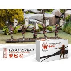 Samurais con Arco - Yumi Samurais