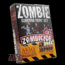 Warpaints - Zombicide Survivor Set