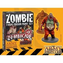 Warpaints - Zombicide Toxic/Prison Paint Set