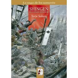 La Saga de los Samuráis Nº 5: Shingen el conquistador