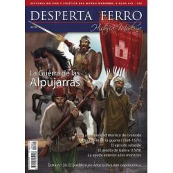 Desperta Ferro Moderna N.º 25: La Guerra de las Alpujarras (1568-1571)