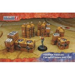 Tauceti Cargo Crates Set 1 (4)