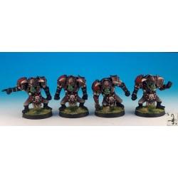 Orc Linemen (4)