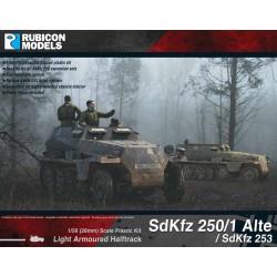 SdKfz 250/1 Alte/SdKfz 253