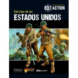 Bolt Action: Ejércitos de Estados Unidos (Castellano)