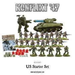 US Konflikt 47 Starter Set