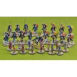 Spanish Warband