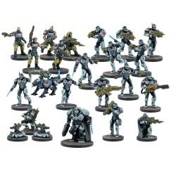 Enforcer Faction Starter 2nd Edition