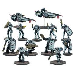 Enforcer Faction Booster 2nd Edition