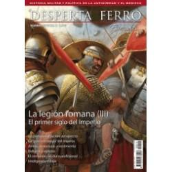La Legión Romana (III) el Primer Siglo del Imperio