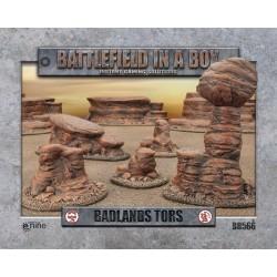 Badland's Tors