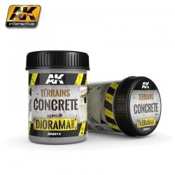 Terrains Concrete - 250ml (Acrylic)