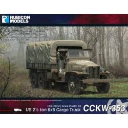 US CCKW-353 2.5 Cargo Truck