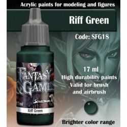 Riff Green