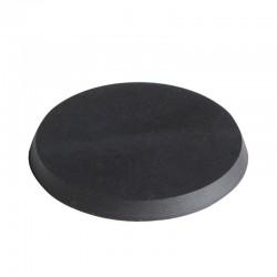 Peana Redonda con anclaje para Imán 50mm Plástico (1)
