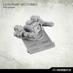 Legionary APC turret Twin MiniGun