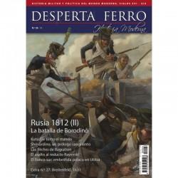 Desperta Ferro Moderna N.º 26: Rusia 1812 (II) – La batalla de Borodinó