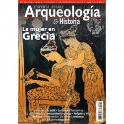 Arqueología e Historia N.º 11: La mujer en Grecia