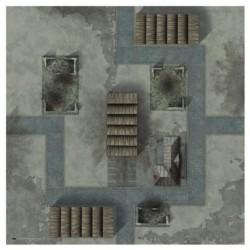 """Minsk Game Mat 36"""" x 36"""""""