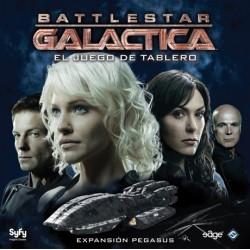 Battlestar Galactica - Expansión Pegasus (Azul)