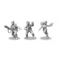 Investigadores de los aliados - Pack 2
