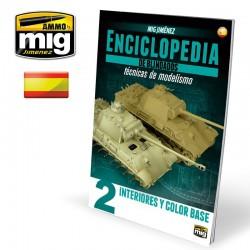 Enciclopedia de Modelismo - Blindados 2 - Interiores y Color Base (Castellano)